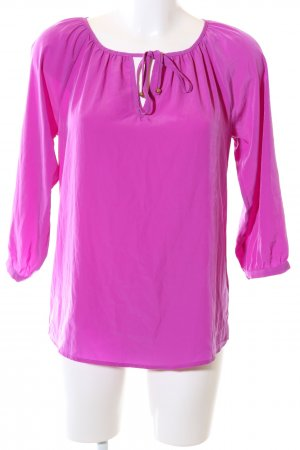 Forever 21 Tunikabluse pink Casual-Look