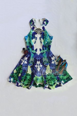 Forever Unique Kleid mit Orchideen
