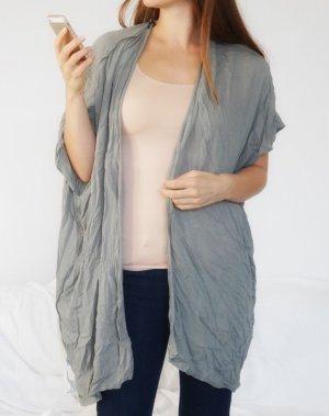 Forever21 Kimono mintgrün lindgrün grün Minze Cardigan Jacke Tuch S/M