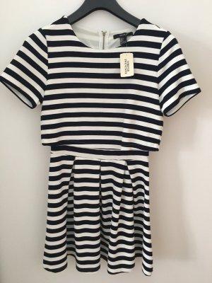 Forever21 Kleid gestreift NEU