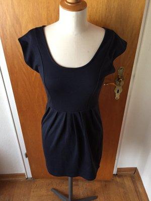 Forever21 Mini Kleid kurz dunkelblau gr M