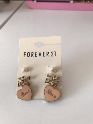 Forever21 Ohrringe set neu