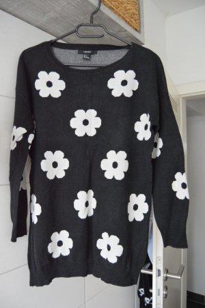 Forever21 Pullover gr.S Blumen Vintage
