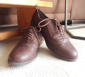 Forever21 Schuhe Größe 38 (Farbe: braun) - Kaum getragen!