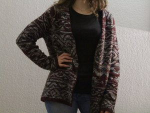 Forever21 Strick-Cardigan mit Pattern