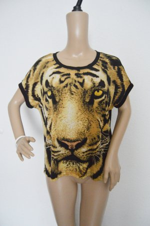 Forever21 Tiger Shirt gr.S