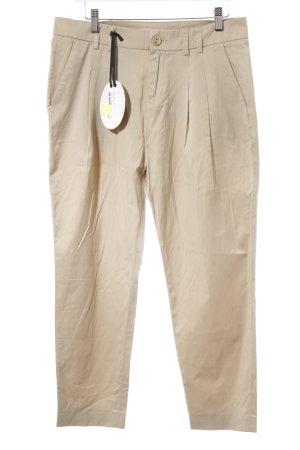 """Fornarina 7/8-broek """"For Ariel """" licht beige"""