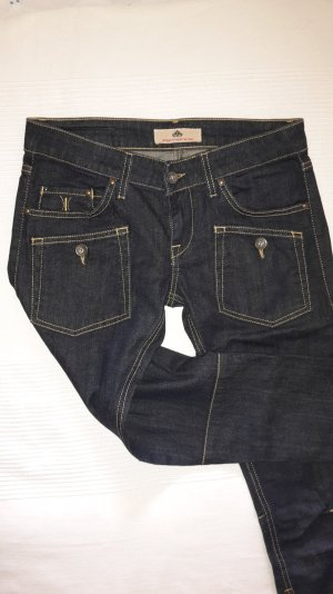 Fornarina 7/8 Jeans *dunkelblau*