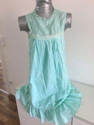 Fornarina, Baumwoll-Kleid mit Seideneinsätzen, Gr. M