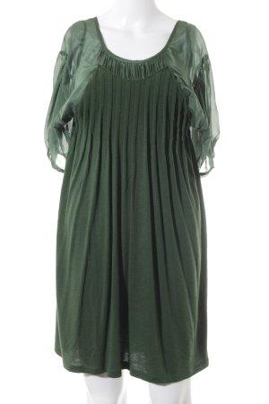 Fornarina Blusenkleid waldgrün