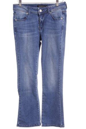 "Fornarina Boot Cut Jeans ""Rose"" blau"