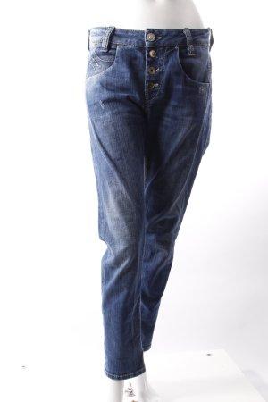Fornarina Boyfriend Jeans blau