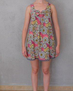 Fornarina buntes Sommer Kleid
