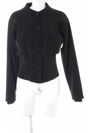 Fornarina College Jacket black college style