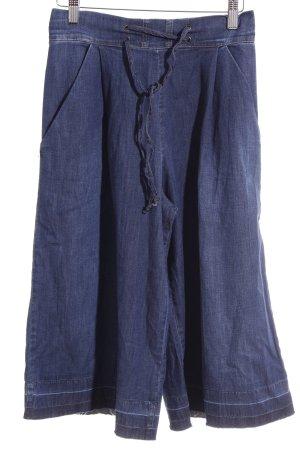 Fornarina Culotte bleu style décontracté