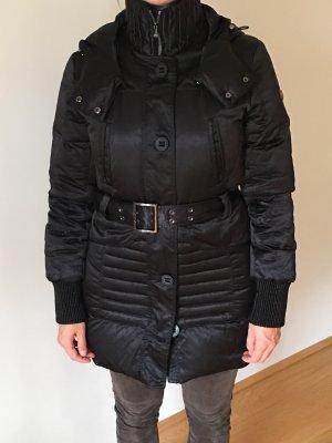 Fornarina Manteau en duvet noir