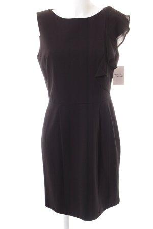 Fornarina Etuikleid schwarz Elegant