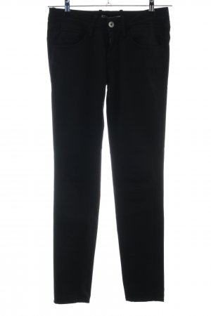 Fornarina Five-Pocket Trousers black business style