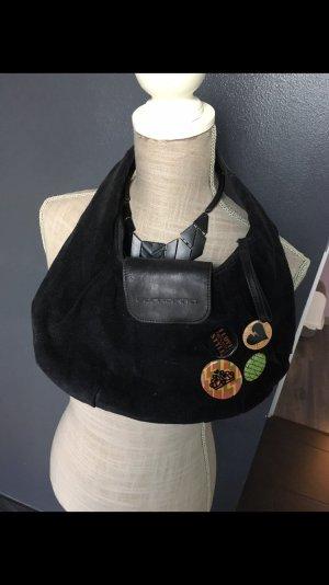 Fornarina Handtasche in schwarz