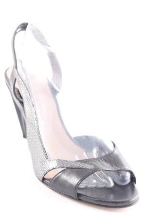 Fornarina High Heel Sandaletten schwarz