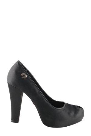 Fornarina High Heels schwarz Business-Look