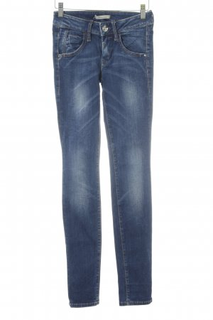 Fornarina Hoge taille jeans blauw casual uitstraling