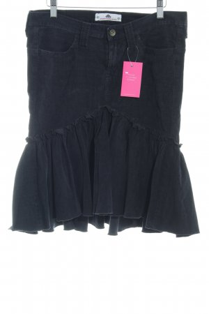 Fornarina Culotte Skirt black casual look
