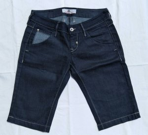Fornarina Jeans 3/4 *dunkelblau* knielang