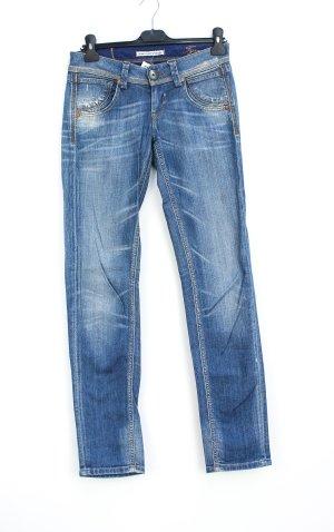 Fornarina Stretch jeans blauw