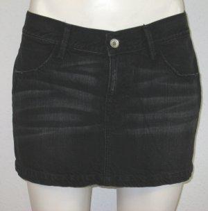 Fornarina Jeans Rock Gr. L schwarz