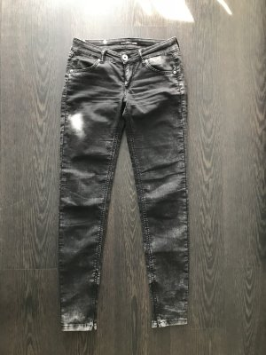 Fornarina Jeans - schwarz/grau - Gr. 27