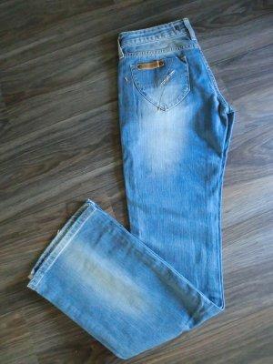 Fornarina Jeans * Swarovski * Gr. 28