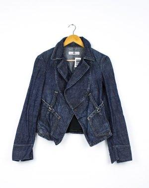 Fornarina Denim Jacket dark blue-blue