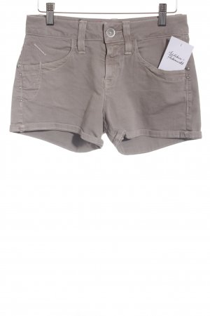 Fornarina Jeansshorts hellbraun Casual-Look