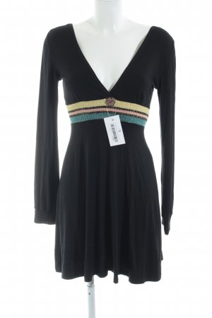 Fornarina Jerseykleid mehrfarbig Casual-Look