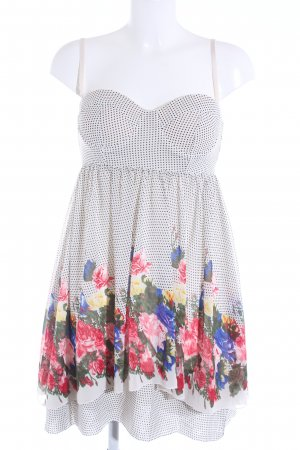 Fornarina Jerseykleid Mustermix Casual-Look