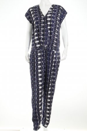 Fornarina Jumpsuit abstraktes Muster Street-Fashion-Look