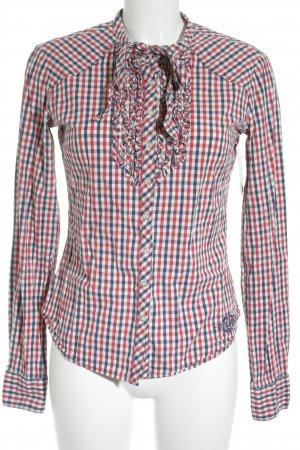 Fornarina Karobluse Karomuster Country-Look