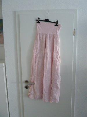 Fornarina Kleid rosa Gr. S Leinen Seide Top Zustand