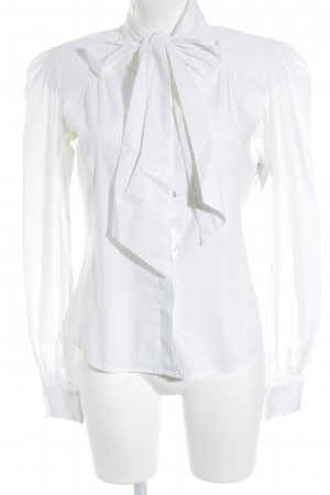 Fornarina Shirt met lange mouwen wit zakelijke stijl