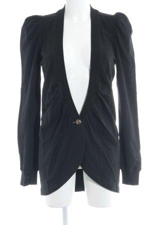 Fornarina Long Jacket black casual look