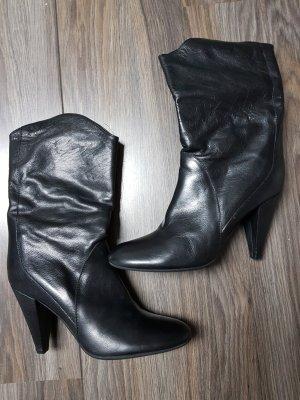 Fornarina Leder Stiefel High Heels