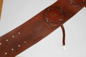 Fornarina Waist Belt brown leather