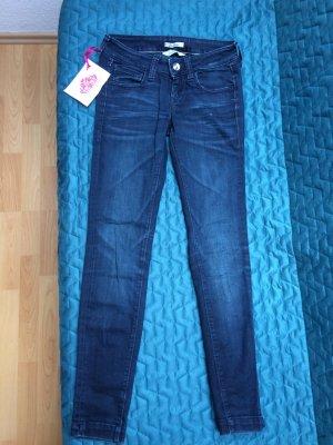 Fornarina Pinup Skinny Jeans, Größe 28