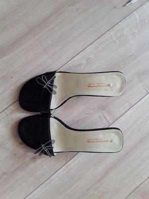 Fornarina-Sandalen mit Schmetterling
