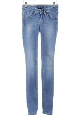 Fornarina Skinny Jeans blassblau Casual-Look