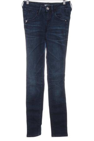 "Fornarina Skinny Jeans ""Eva"" dunkelblau"