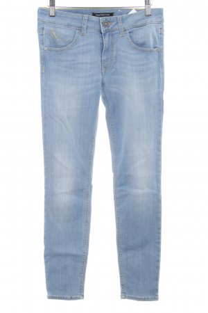 Fornarina Skinny Jeans himmelblau Casual-Look