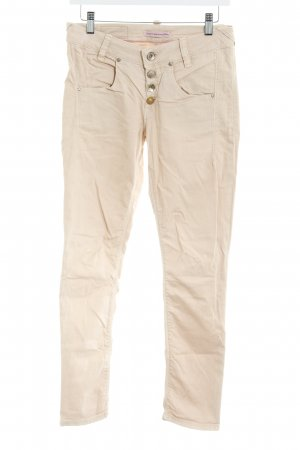 Fornarina Skinny Jeans nude Casual-Look