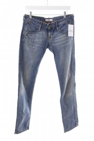 "Fornarina Slim Jeans ""Bayley"" stahlblau"